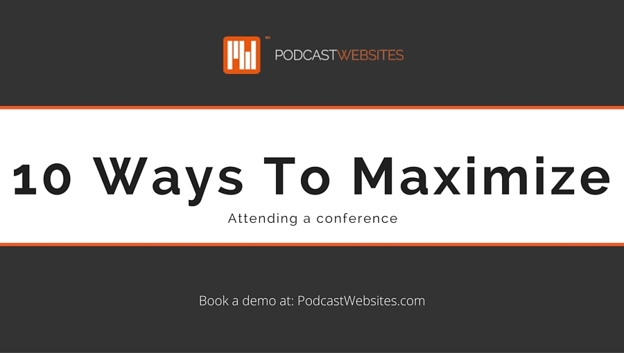 10 ways to conference