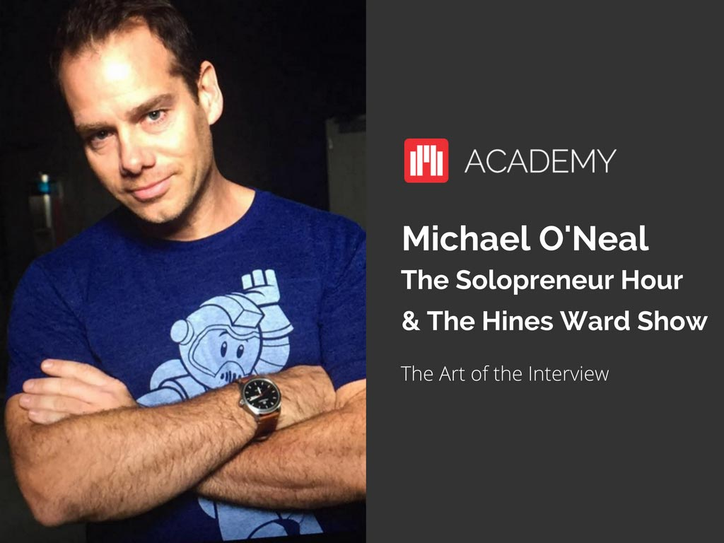 Michael-O'Neal-The-Art-Of-The-Interview-Free-Session