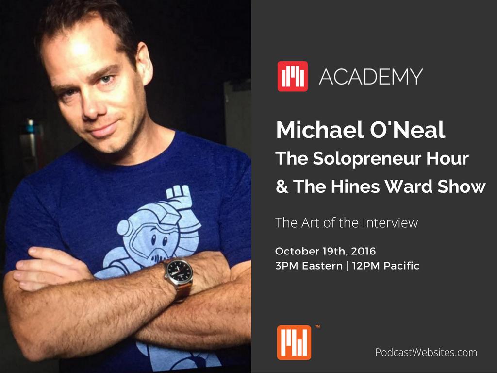 Michael O'Neal promo (2)