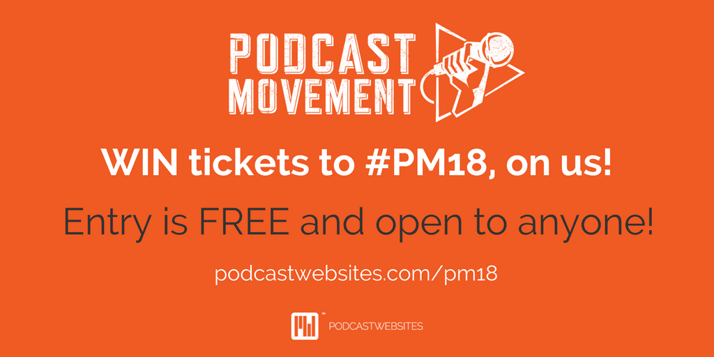 podcast movement 2017