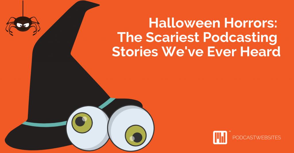 Podcast Websites Halloween Stories