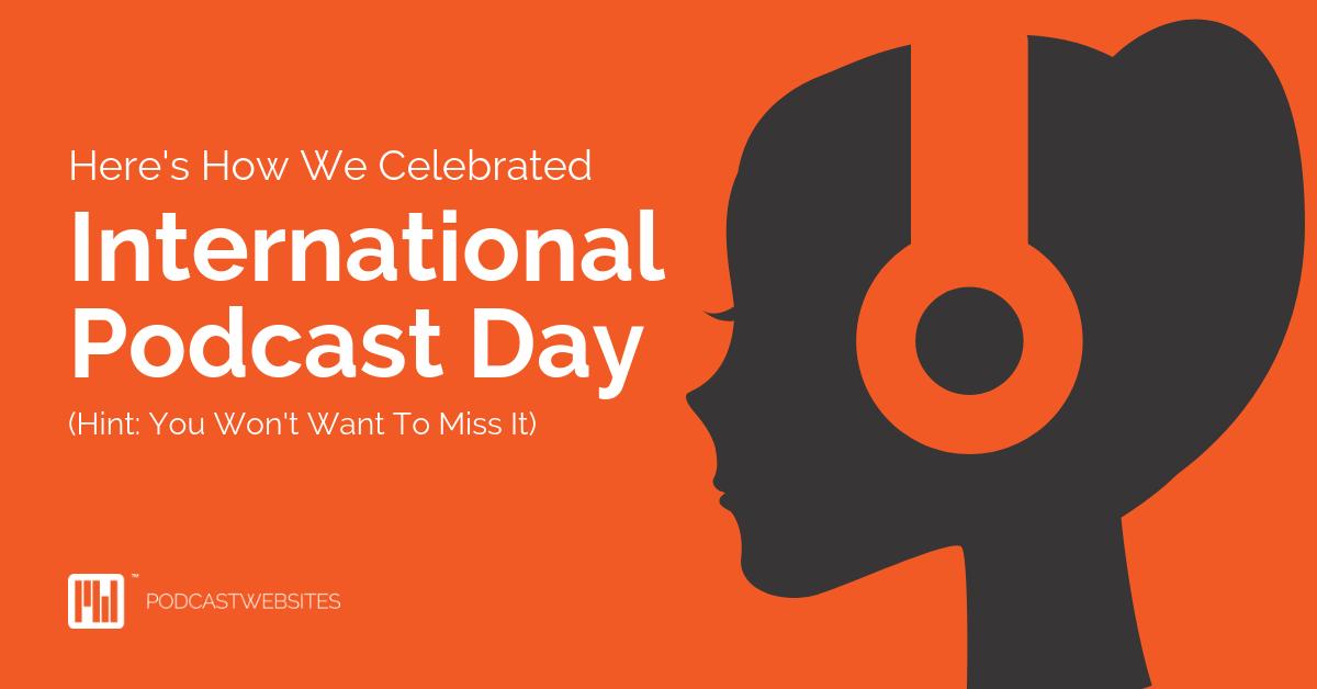 International Podcast Day cover art